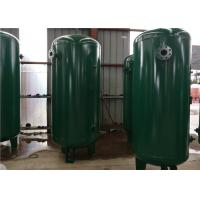 Wholesale Carbon Steel Extra Vertical Air Receiver Tank For Compressor Systems from china suppliers
