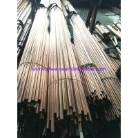 Wholesale Copper Brass Seamless / Welded Inconel Tubing ASTM 135 ASTM B43 For Refrigerator from china suppliers