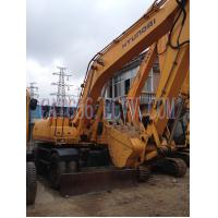 Buy cheap Used Hyundai 200-5 excavator from wholesalers