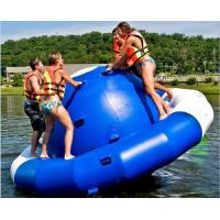 Wholesale 3.6*3.6m Water Area Rotating Spinner Blow Up Toys For Amusement from china suppliers