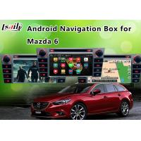 Wholesale 2014-2017 Mazda CX-3 Android 6.0 Navigation Box with Touch Control and Mirrorlink from china suppliers