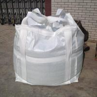 China Fish Meal Powder PP Woven FIBC Bulk Bags Waterproof UV Stabilization for sale