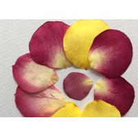 Buy cheap Epoxy DIY Dried Pressed Flowers Rose Petal For Iphone / Cell Phone Decoration Fodder from wholesalers
