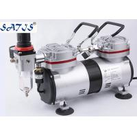 Wholesale Airbrush And Spray Gun Air Supply Mini Air Compressor 1/4HP Power Piston Type from china suppliers