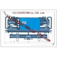 China Central Air Conditioner-Centrifugal Water Chiller on sale