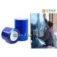 China 300% Elongation Surface Protection Film PE Material UV Resistant For 12 Months for sale