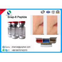 Wholesale 99% Purity Cosmetic Snap-8 Peptide/ Acetyl Octapeptide-3 Peptide For Anti-wrinkles With 5mg/vial 868844-74-0 from china suppliers