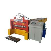 Wholesale Steel Profile Corrugated Metal Floor Deck Machine With 23 Rollers , Longlife from china suppliers