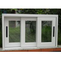 Buy cheap Australian Standard Sound-Proof & Fire Rated Interior Aluminium Sliding Bathroom Windows from wholesalers