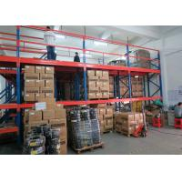 Wholesale High Density Industrial Mezzanine Systems Under With Medium Duty Rack / Heavy Duty Rack from china suppliers