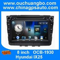 Wholesale Ouchuangbo Hyundai IX25 autoradio audio video dvd with MP3 CD GPS multimedia Brunei map from china suppliers