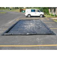 Wholesale Water Reclamation System Inflatable Car Wash Mat Water Containment Inflatable Wash Pads from china suppliers