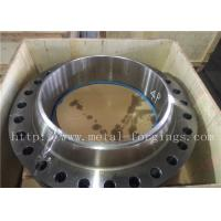Wholesale Non - Standard Or Customized Stainless Steel Flange PED Certificates ASME / ASTM-2013 from china suppliers