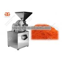 Wholesale Crushing machine for vegetable,fruit.herbal/stainless steel multifunction dry fruit powder making machine from china suppliers