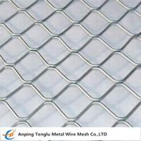 Quality Aluminum Diamond Grille for Security Window/Doors Mesh   67 mmx84 mm for sale