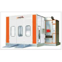 Wholesale Exhaust Fan Auto Spray Painting Booth Oven For Industrical Use WD-902 from china suppliers