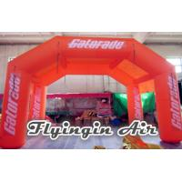 Wholesale Advertising Inflatable Frame Tent, Inflatable Stage Cover Structure, Inflatable Tunnel from china suppliers