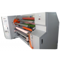 Wholesale Double Shaft Reflective Adhesive Tape Rewinding Winding Machine from china suppliers
