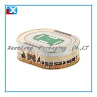 Wholesale Round Metal Biscuit Tins from china suppliers