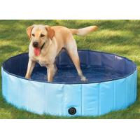 Wholesale Cool Pup Splash About Dog Paddling Pool PVC Tarpaulin Smooth Surface from china suppliers