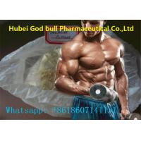 Buy cheap Trenbolone Base Bulking Cycle CAS 10161-33-8 yellow hormone powder from wholesalers