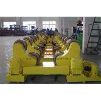 Buy cheap Boiler Conventional Welding Rotator , 10 Ton Pipe Rollers For Welding from wholesalers