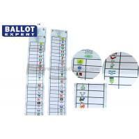 Quality Custom Decision Card Voting Ballot Paper SE - SCC002 For Nigeria Election for sale
