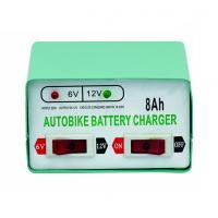Buy cheap Autobike Battery Charger 8AH 12V LED Diplay Battery Charger Input 220V Lead Acid from wholesalers