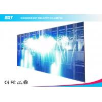 China Lightweight Indoor Full Color LED Screen For Concert 100,000 Hrs Life on sale