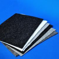 Quality Reusable Carpet Underlay Felt Fabric Polyester Carpet Base Cloth for sale
