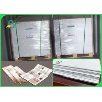 Wholesale Size Customized No Fluorescent Additives 60 70 Gsm Wood Pulp Offset Paper from china suppliers