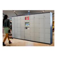 Wholesale Public Rental Luggage Cabinet Storage Electronic Door Locker Kiosk for Workshop Office from china suppliers