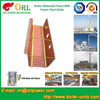 Quality Power Station Boiler Water Wall Natural Circulation High Temperature for sale