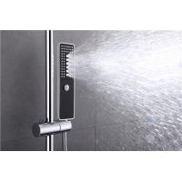 Wholesale Automatic Thermostat Valve Rain Head Shower Kit , Hand Spray Concealed Thermostatic Mixer Shower from china suppliers
