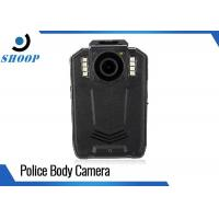 """Quality 2.0"""" LCD Small Police Officers Wearing Body Cameras 1296P Motion Detection for sale"""