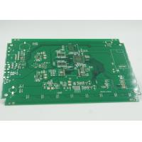Wholesale Fiducial Mark Added Double Side PCB Gold Surface Plating PTH / NPTH Vias from china suppliers
