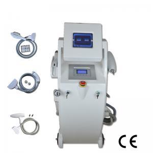 Wholesale RF Skin Rejuvenation IPL SHR Hair Removal / Nd Yag Laser Tattoos Removel Beauty Salon Machine from china suppliers