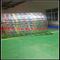 summer hot inflatable water roller zorb ball  2.2M  with custom color PVC1.0mm material for sale