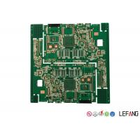 Wholesale Multilayer 6 Layers OSP Custom Circuit Board Fabrication For Industrial Control System from china suppliers