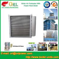 Wholesale Hot Water CFB Boiler APH , Combustion Air Preheater In Steam Power Plant from china suppliers