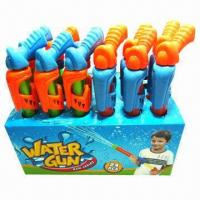 China Plastic water gun toy for summer on sale