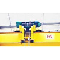 Wholesale Space Saving 5 Ton Overhead Crane , Economy Overhead Bridge Crane 10m from china suppliers