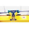 Buy cheap Space Saving 5 Ton Overhead Crane , Economy Overhead Bridge Crane 10m from wholesalers