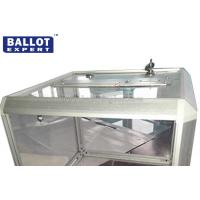 Wholesale 40L Acrylic Voting boxes With Safety Lock for Election Campaign Customized  LOGO from china suppliers