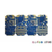 Wholesale Double Sided Multilayer PCB Fabrication , PCB Circuit Board FR4 Raw Material from china suppliers