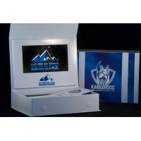 Wholesale Custom LCD Video Brochure , Movie Character LCD Video Business Cards from china suppliers