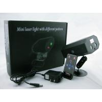 Quality Mini Laser Light with different pattern for sale
