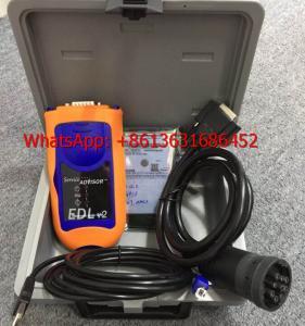 John Deere Service Advisor EDL V2 Electronic Data Link Truck Diagnostic Kit with T420 laptop John Deere scanner tool