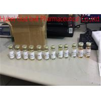 Wholesale 100mg / ml Injectable Anabolic Steroids , Trenbolone Acetate Grape Oil Injection Tren Ace Steroid from china suppliers