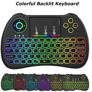 Wholesale 2.4G Mini Wireless Keyboard , Wireless Gaming Keyboard Lithium - Ion Battery 300mAh from china suppliers